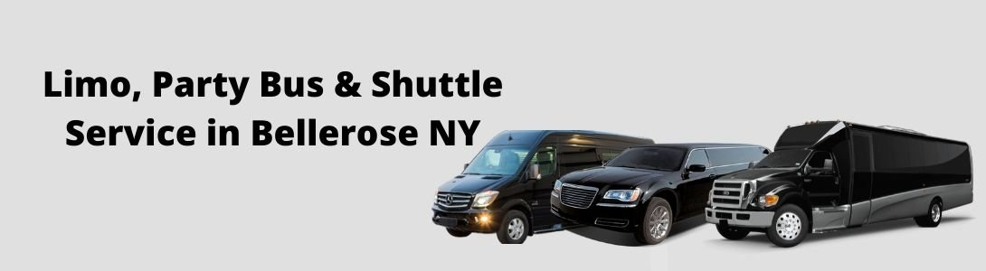 Bellerose NY Party Bus Limo Shuttle bus Service