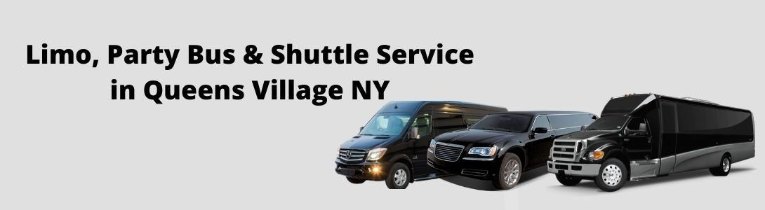 Queens Village NY Limo Party Bus Shuttle Service