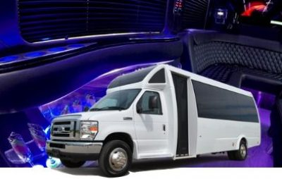NYC 24 Passenger Party Bus