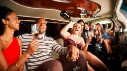 night out party sprinter van shuttle bus nyc