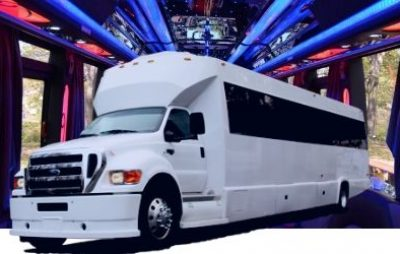 nyc 40 passenger party bus